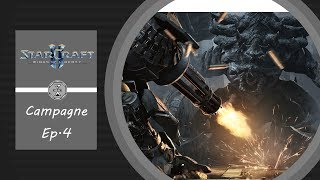 • Campagne STARCRAFT II : LE CASSE DU SIÈCLE [PC 1080p] •