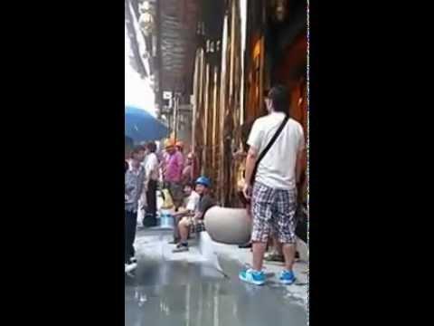 A fancam of Hamao Kyosuke in Shanghai