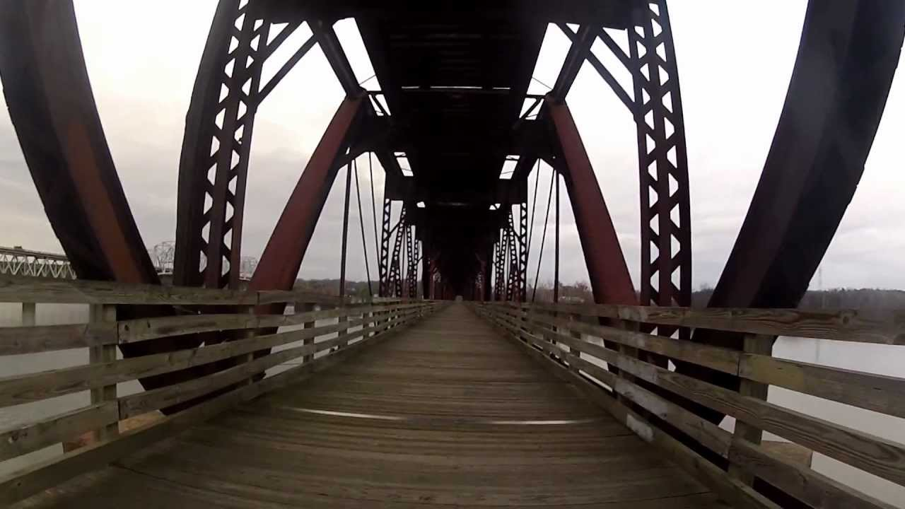 swinging Florence bridge alabama