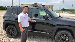 2018 Jeep Renegade Altitude J18288 Zack @ Goldy
