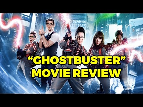 The Ghostbusters Movie Review (Podcast Clip)