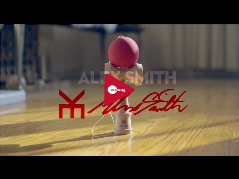 Alex Smith - Kendama USA Series 4 Pro Model Release