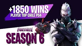 SUMANDO WINS EN EL TOP GLOBAL SOLITARIO//+1850 WINS// PS4 CHILE