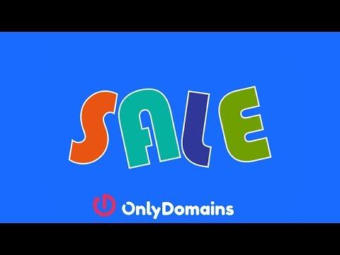 Dot Shop Domain November Sale!