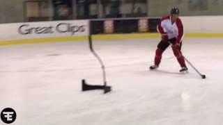 The Hockey Summit day 1 - Rob Schremp, Ryan Gunderson, Sean Kuraly, Melwin Nilsson: F.E. HOCKEY