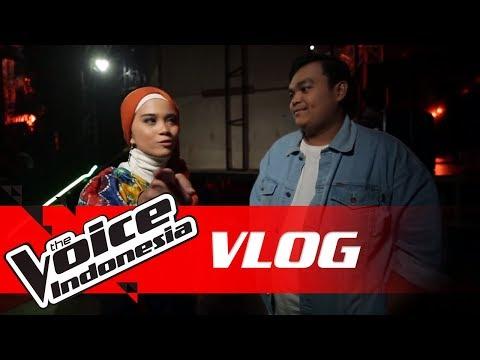 Ini Pengalaman Agseisa dan Richard Jadi Social Host! 😂   VLOG #15   The Voice Indonesia GTV 2018