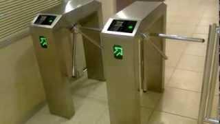 Hursoft Yurt Turnike Geçiş Sistemleri Video
