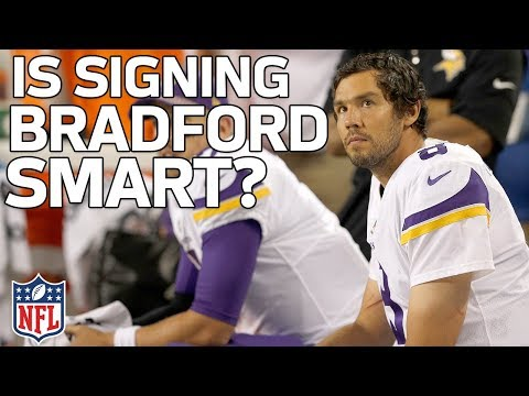 Why did the Cardinals Sign Sam Bradford & Is it a Good Fit? | NFL