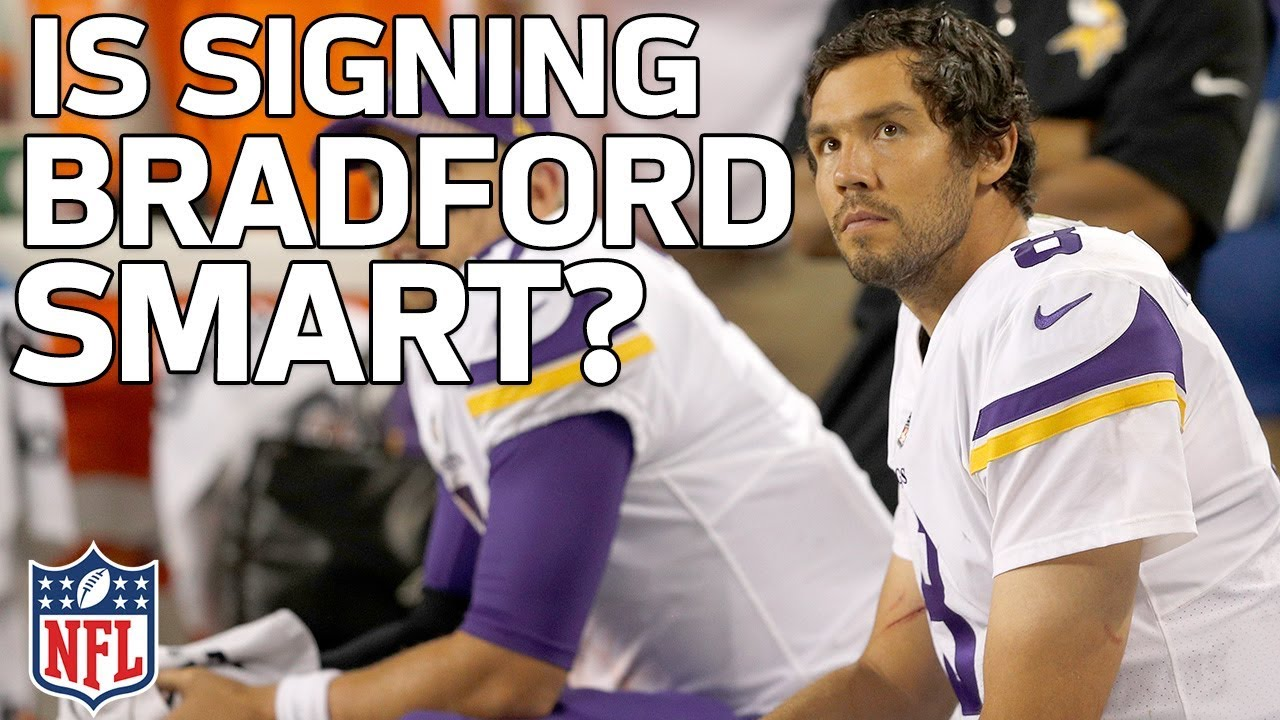 Why did the Cardinals Sign Sam Bradford & Is it a Good Fit? | NFL #1