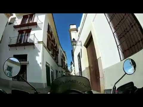 Un paseo por la Córdoba de la confinación gracias a la Policía Local