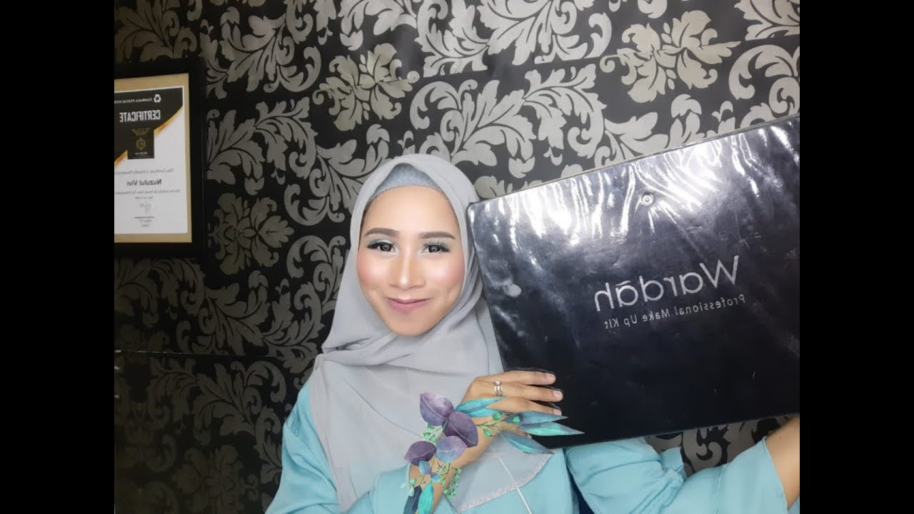 Kakuuuuu One Brand Tutorial Makeup Wardah Pallete