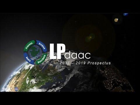 NASA LP DAAC Prospectus: 2017 to 2019