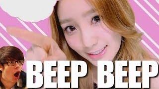"""SNSD """"BEEP BEEP"""" MV - REACTION"""
