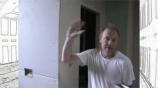 Drywall 101 - How to  Fix Bad Spots with Durabon