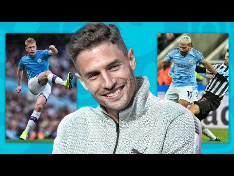"""KEVIN DE BRUYNE IS THE WORST PLAYER TO PLAY AGAINST!"" Ft. Fabian Schar 