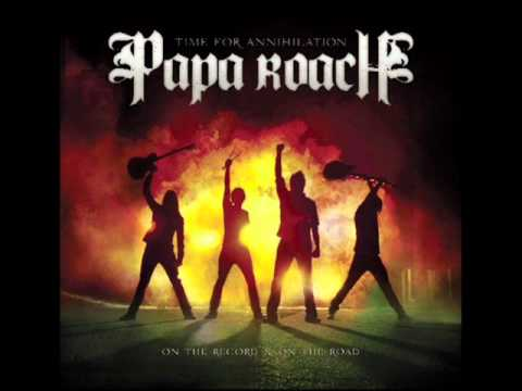 Papa Roach - Getting Away With Murder [Live] [Time For Annihilation]