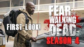 Fear The Walking Dead Season 4 - First Look!