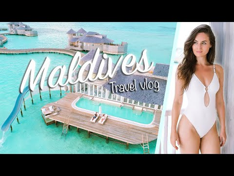 MALDIVES 🇲🇻 - HEAVEN ON EARTH! | SONEVA JANI | Shauna Louise