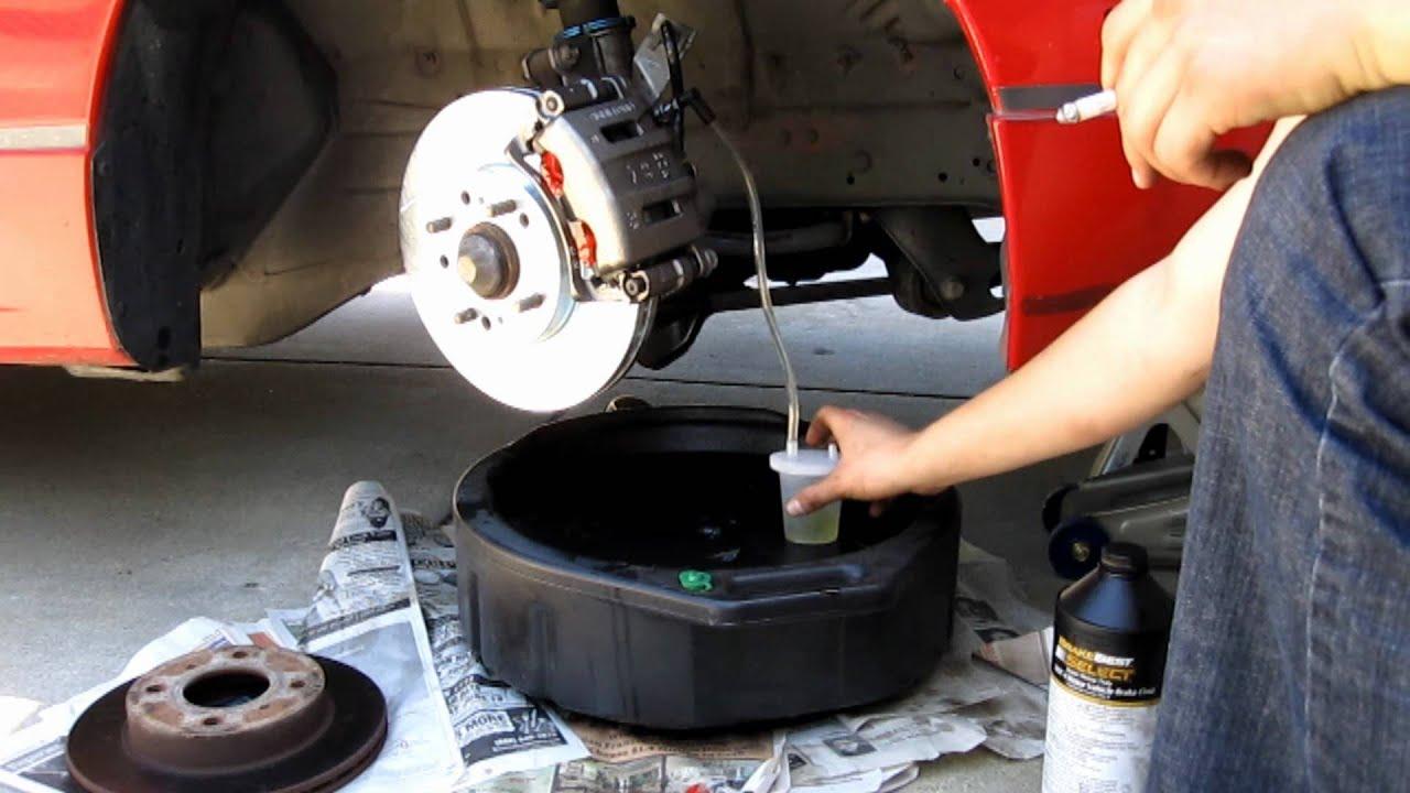 240sx Upgrade Infiniti Q45 Front Brake Calipers Rotors