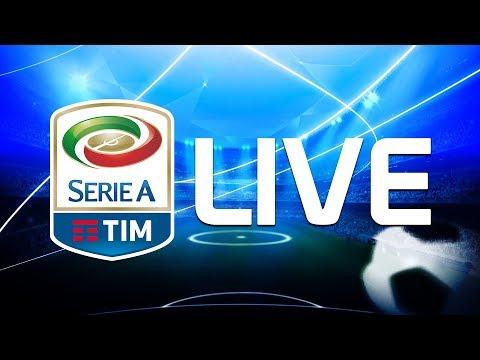 Serie a live - 35ma giornata - simulcast (partite ore 15:00)