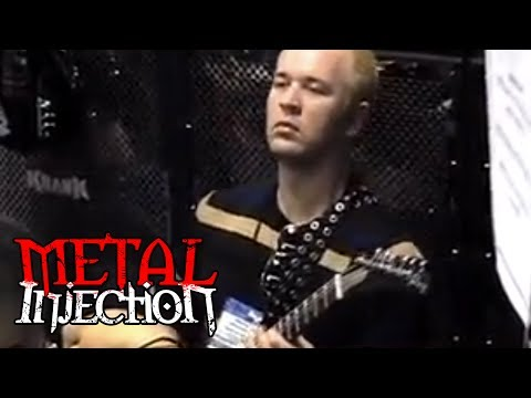 "DETHKLOK ""Thunderhorse"" Clinic at NAMM 2008 Metal Injection"
