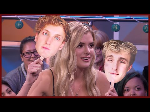 Thumbnail: HOW WELL DOES ALISSA VIOLET KNOW JAKE AND LOGAN PAUL?!