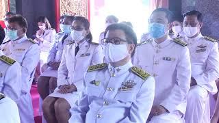 พิธีเจริญพระพุทธมนต์สมโภชพระพุทธชินสีห์จำลอง เฉลิมพระเกียรติพระบาทสมเด็จพระวชิ