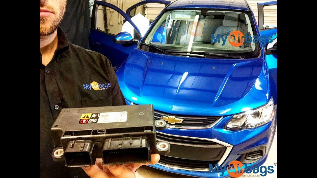 Chevy Sonic Airbag Sdm Module Location B0051 Reset Myairbags
