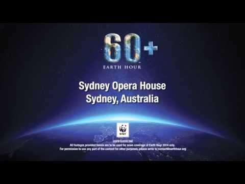 Earth Hour 2014 B-Roll 2 Australia, China, Japan, South Korea