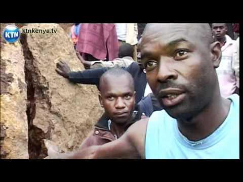 Killer landslide in Nairobi's Mathare Slum