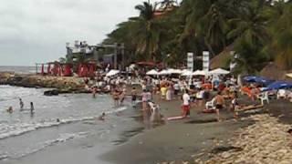 EN BARRANQUILLA -COLOMBIA. la mejor disco de musica electronica y conciertos en la playa