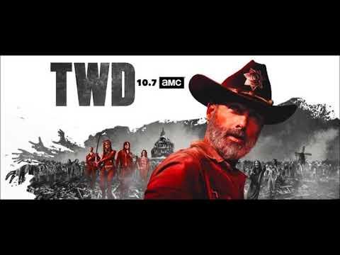 The Walking Dead 9x05 Rick Grimes' Final Episode Song Promo (Blues Saraceno - The River)