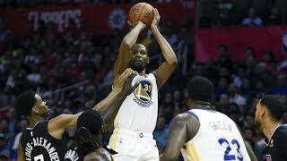 Kevin Durant 38 Points Game 3 vs Clippers! 2019 NBA Playoffs