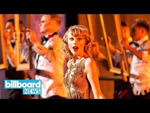 Taylor Swift to Open 2018 American Music Award Show   Billboard News Mp3