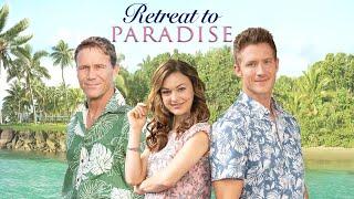 Retreat To Paradise (2020)  Full Movie  Melanie Stone  Casey Elliott  Brian Krause