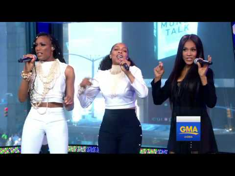 En Vogue performs greatest hits medley live on 'GMA'
