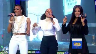 Gambar cover En Vogue performs greatest hits medley live on 'GMA'