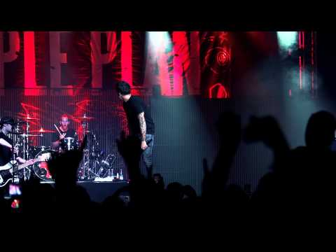 Simple Plan Live In Australia