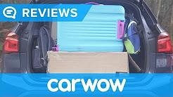 BMW X1 SUV 2017 practicality review | Mat Watson Reviews
