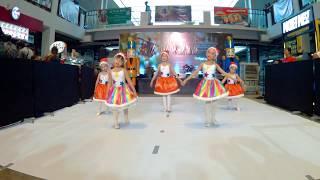 Pasko Na, Pasko Na - Paskong Pinoy Ballet Performance of Ballet Dance Academy at District Mall Dasma