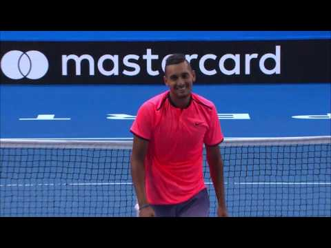 Jack produces one out of the box - Mastercard Hopman Cup