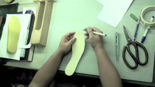 中底版教學(字幕版)Footwear teaching u0026 Shoe design