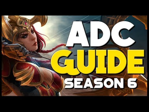 So You Want To Be An ADC Main? | The Comprehensive Guide To ADC In Smite Season 6
