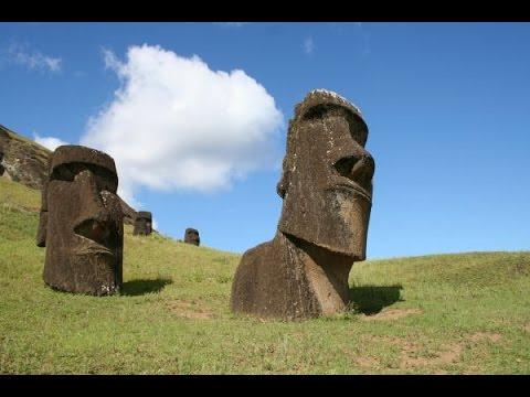 ASMR - Mysteries of Easter Island (+survey)