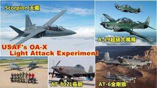 挑戰新聞軍事精華版--要便宜又有效,美軍輕型戰機新墨西哥州測試「選妃」