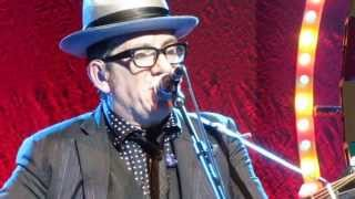 """Tramp the Dirt Down"" - Elvis Costello   (Royal Albert Hall, 4th June 2013)"