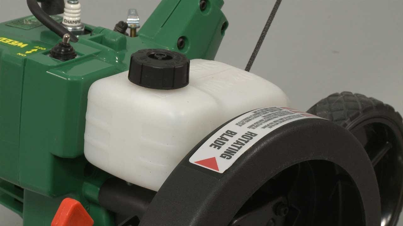 Weed Eater Repair >> Weed Eater Edger Gas Tank Replacement #580236101 - YouTube