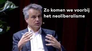 Zo komen we voorbij het neoliberalisme - antropoloog Joris Luyendijk