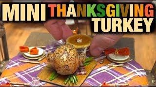 MINI THANKSGIVING TURKEY!