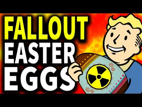 Fallout 4 Easter Eggs, Secrets & Movie References |